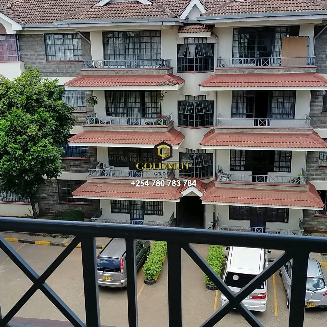 3 Bedroom (2 En-suite) – KILIMANI