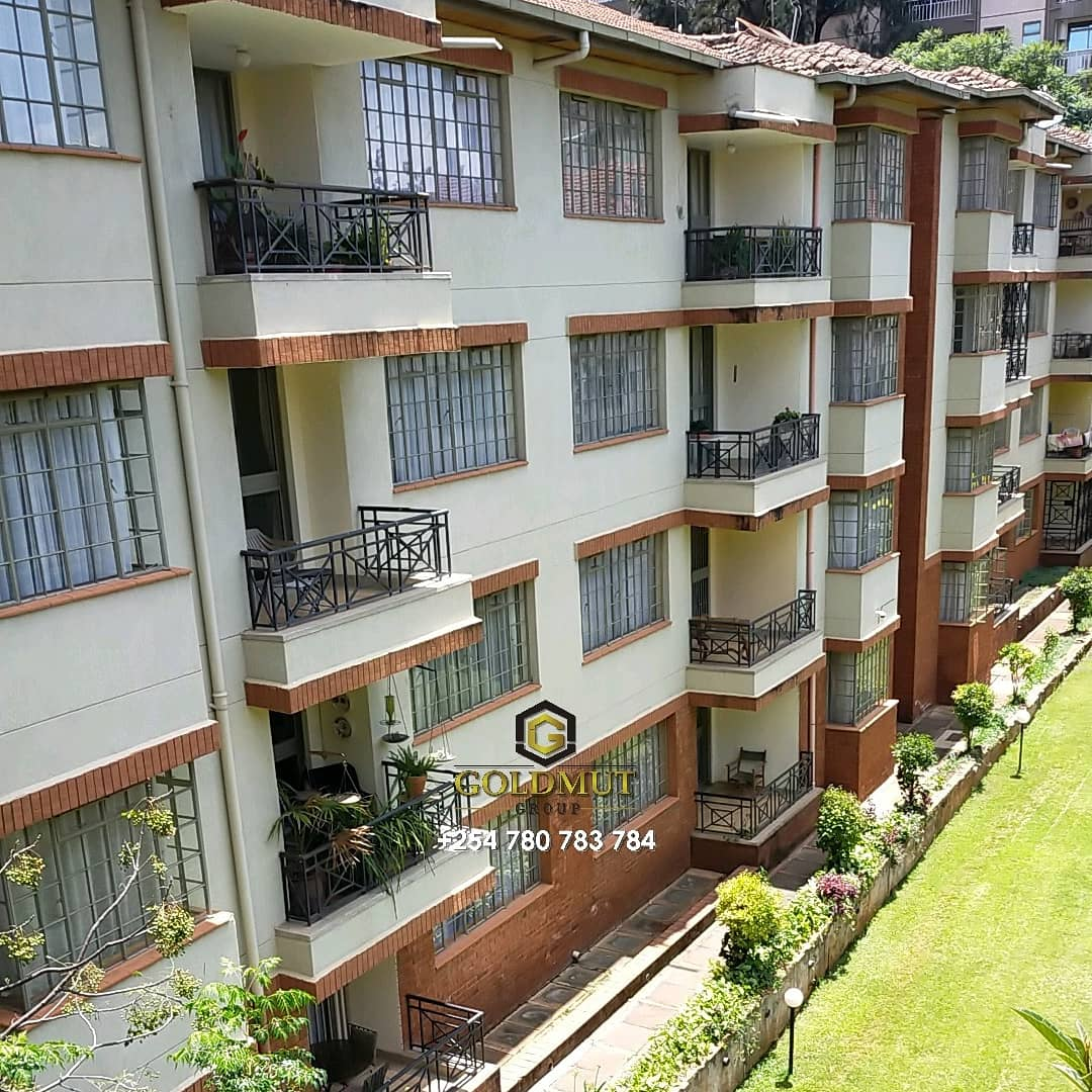 3 Bedroom (Master En-suite) – KILIMANI