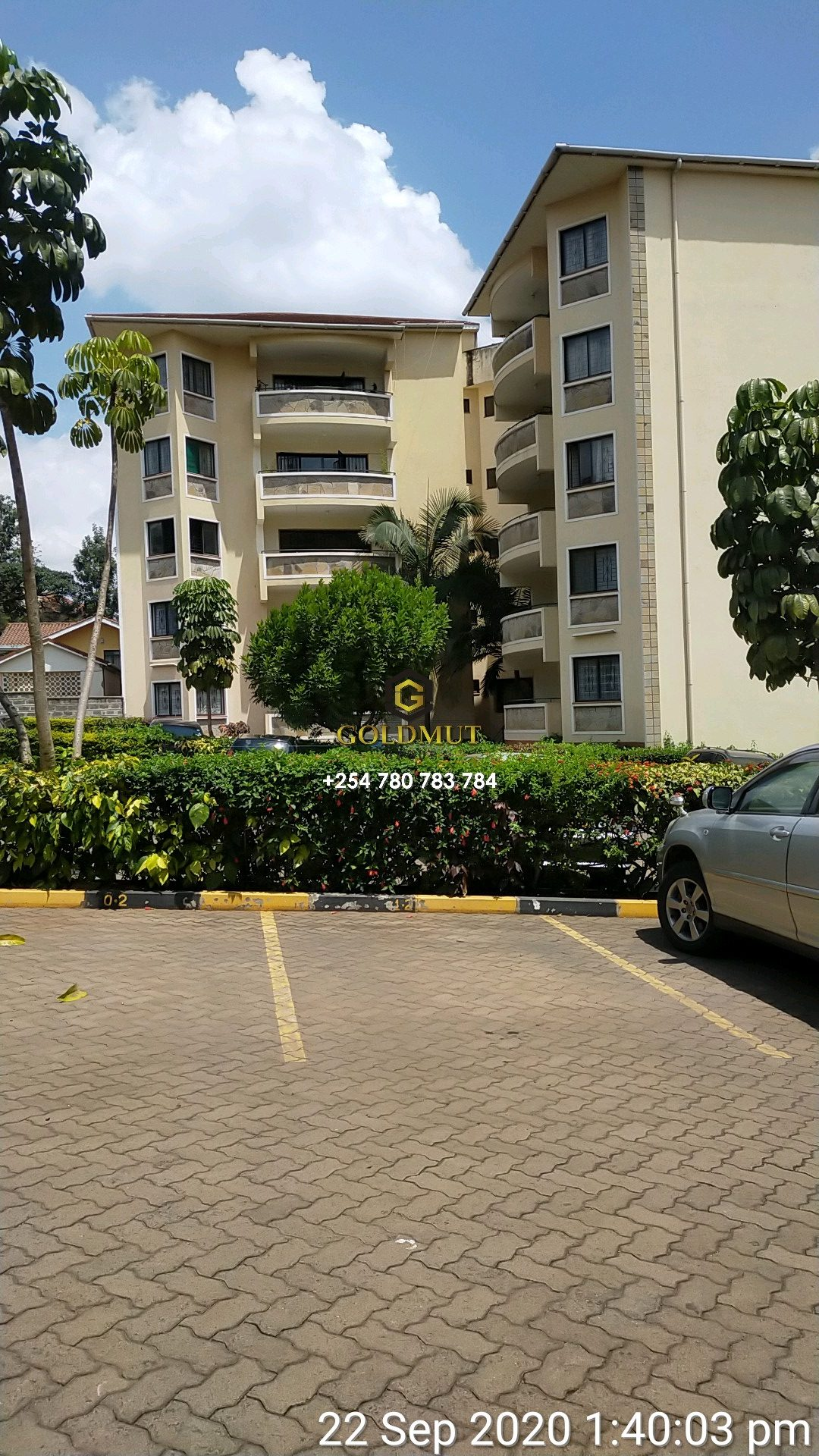 3 Bedroom All En-suite with Dsq in Kileleshwa
