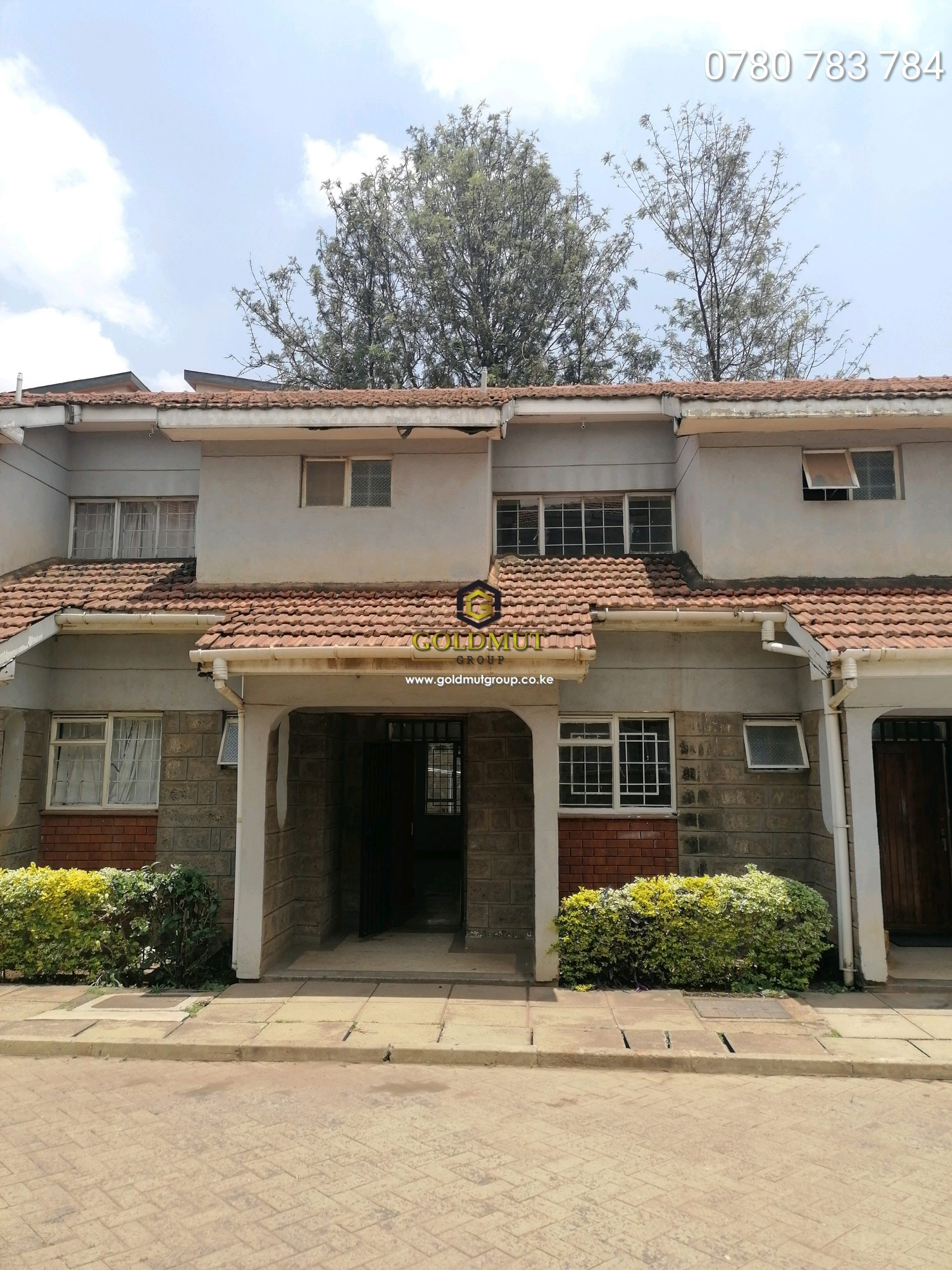 2 BEDROOM MAISONATTE – Kilimani